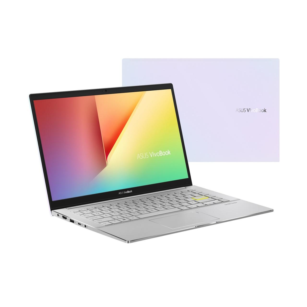 vivobook s433 m433 dreamy white