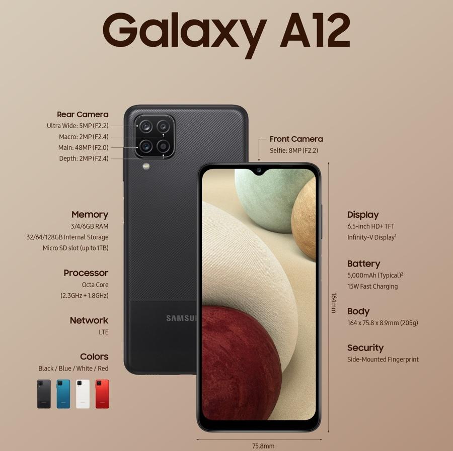 galaxy a12 1