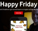 Vodafone: al via l'iniziativa Happy Moment per Halloween
