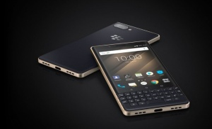 Blackberry KEY2: al via il pre-order in Italia