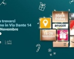 Apre a Milano l'Amazon Loft for Xmas