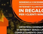 Wind regala una giornata di internet illimitato