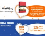 Wind Tre: per San Valentino lancia l'iniziativa 'Wind Loves You'