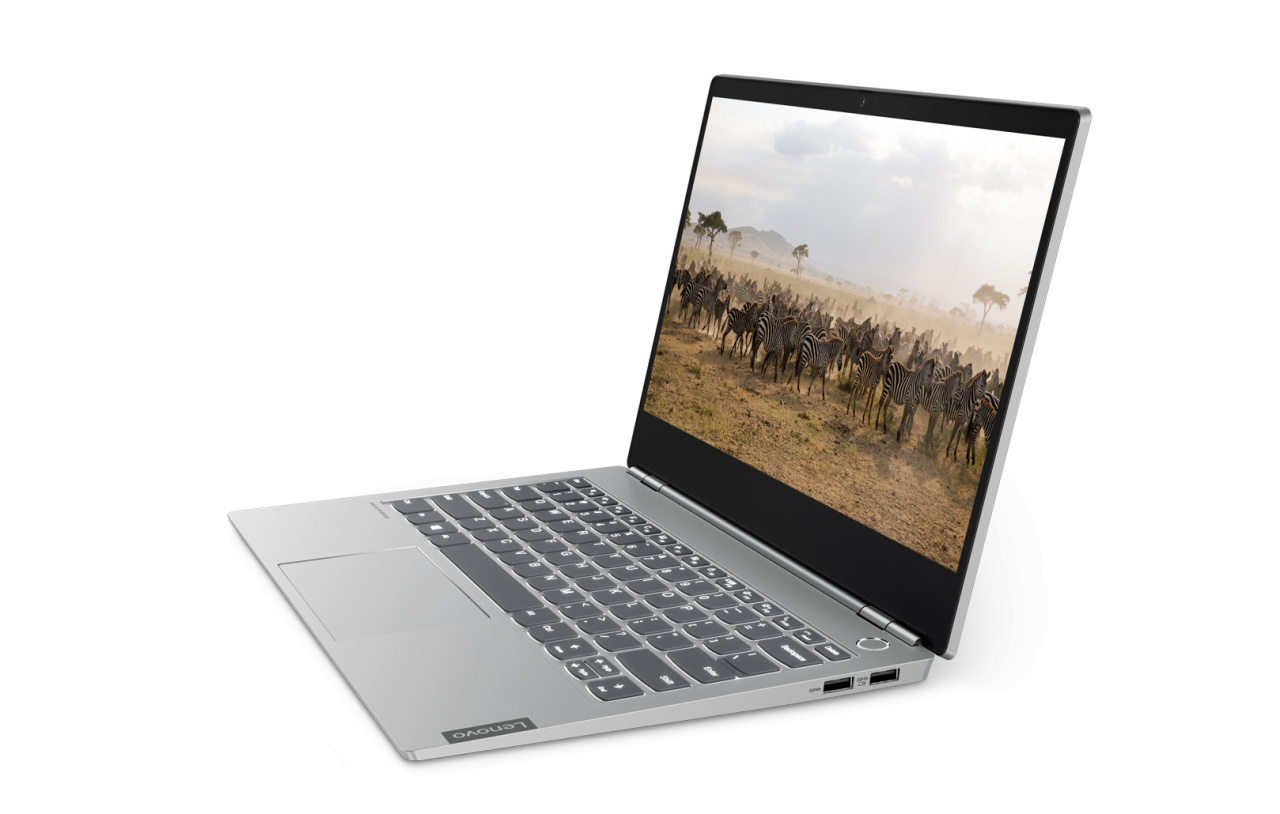 lenovo thinkbook 13s front left intel