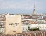 Amazon: Prime Now disponibile per i clienti Prime a Torino