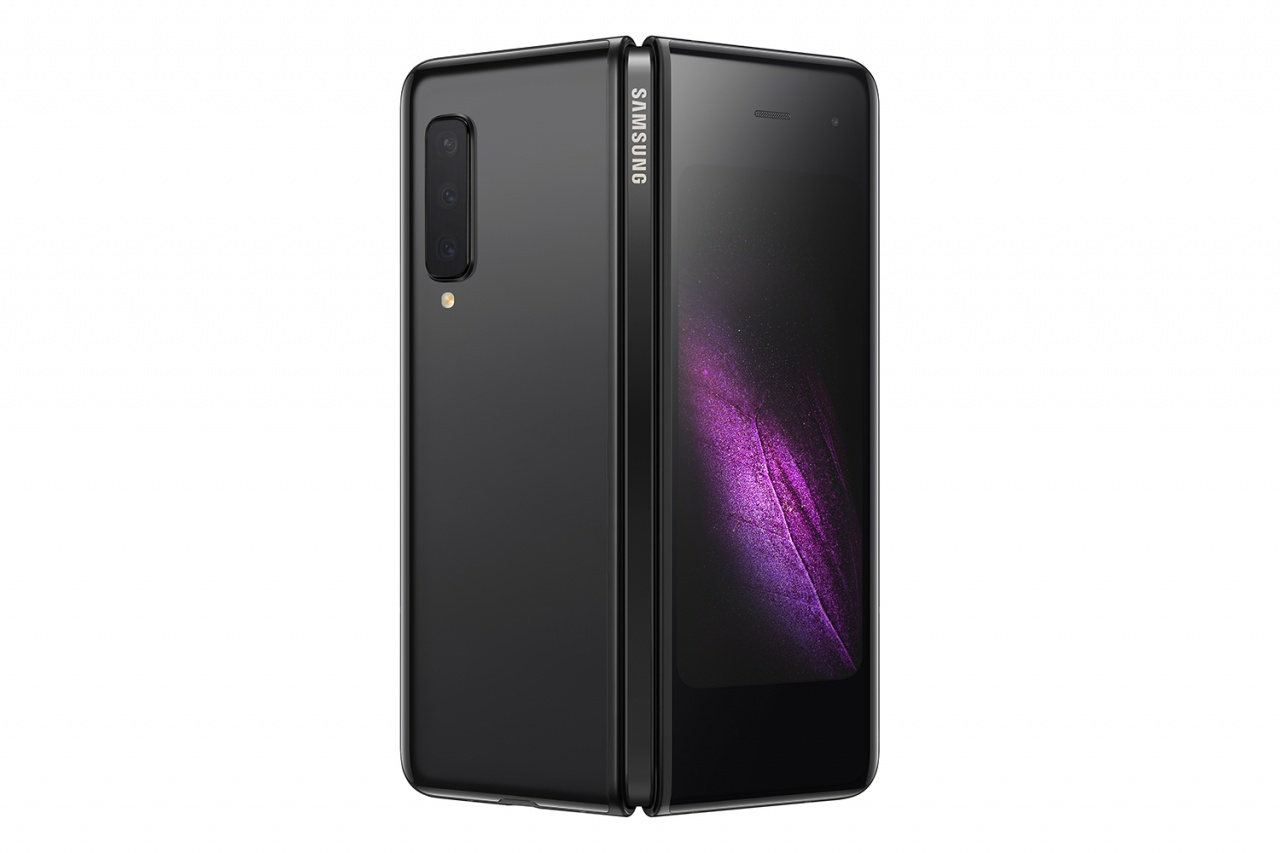 002 galaxy fold product image black back115