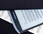 InkPad X: un ereader per leggere...la musica