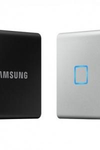 Samsung presenta il Portable SSD T7 Touch