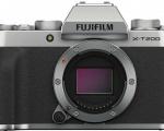 Fujifilm X-T200: la nuova mirrorless compatta e leggera con mirino e flash incorporato