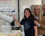 A Pavia la robotica è (anche) al femminile