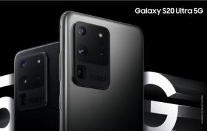 Samsung Galaxy S20: i primi dispositivi Samsung completamente abilitati per il 5G