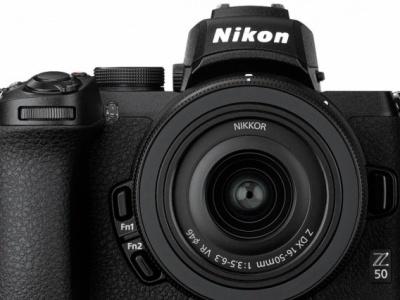NIKON Z 50: mirrorless compatta e performante