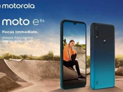Moto e6s: lo smartphone entry-level di Motorola