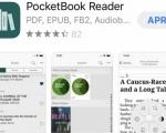 Pocketbook Reader: un'intera biblioteca a portata di app