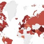 Coronavirus: come seguire la diffusione in tempo (quasi) reale