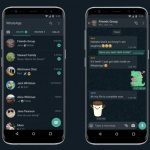 Dark mode WhatsApp: come funziona
