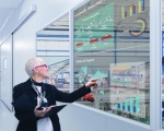 LG OLED Transparent Touch: il futuro del Digital Signage
