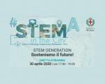 STEMintheCity, la quarta edizione in salsa on line