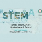 STEMintheCity, la quarta edizione in salsa on line