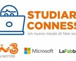 Coronavirus: WindTre e Microsoft Italia insieme per la didattica online