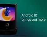 Motorola Razr si aggiorna ad Android 10
