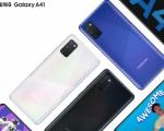 Il Samsung Galaxy A41 sbarca sul mercato italiano