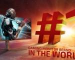 AOC numero 1 al mondo nel settore dei monitor gaming