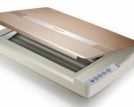 Plustek: nuovo scanner A3 per Mac e Windows