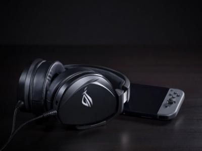 ROG Theta Electret: le prime cuffie gaming hi-fi al mondo con driver al neodimio e a elettrete