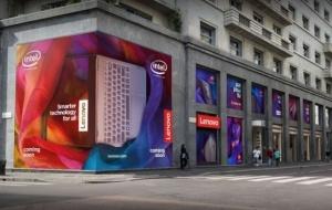 Apre a Milano il nuovo concept store di Lenovo