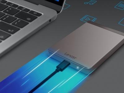 Lexar: il nuovo SSD SL200 resiste a cadute, urti e vibrazioni
