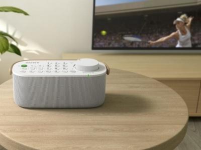 TV SRS-LSR200 di Sony: maggior chiarezza per l'audio con un nuovo speaker wireless