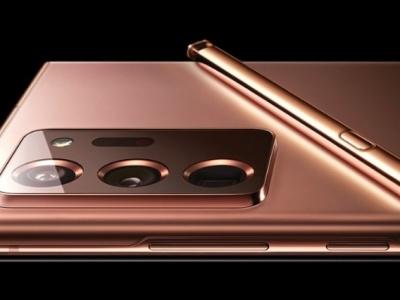 Samsung: in arrivo i Galaxy Note20 e Galaxy Note20 Ultra 5G