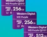 Da Western Digital una scheda di memoria microSD pensata per i video in 4K
