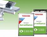 Toshiba estende la propria serie di hard disk per la sorveglianza