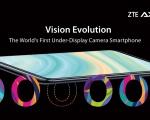 Axon 20 5G di ZTE, il primo smartphone con fotocamera sotto il display