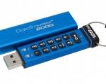 Kingston rilascia il drive crittografato DataTraveler 2000 da 128GB