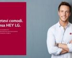 """""""HEY LG"""", il nuovo servizio di consulenza firmato LG"""