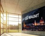 LG MAGNIT, la nuova soluzione Micro LED di LG per il digital signage