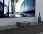 In soggiorno il cinema è di scena con il nuovo videoproiettore laser di BenQ