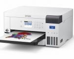 Epson SureColor SC-F100:  la prima stampante A4 a sublimazione della gamma