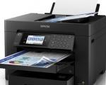 Nuove stampanti Epson WorkForce per chi lavora o studia in casa