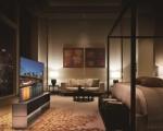 LG: arriva sul mercato il primo TV Oled arrotolabile al mondo