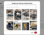 Pinterest lancia nuovi strumenti per lo shopping