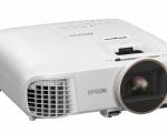 Con i nuovi videoproiettori Epson, il grande schermo entra in casa