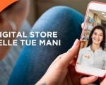 WindTre 'più vicina ai clienti' con Digital Store