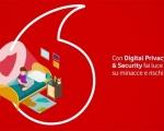 Vodafone lancia Digital Privacy & Security per proteggere tutti i dispositivi della famiglia