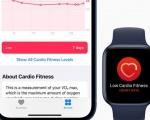 Notifiche sul tono cardiovascolare: disponibili su Apple Watch