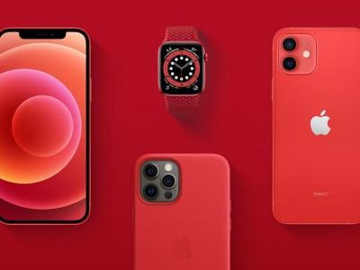Apple amplia la partnership con (RED) per combattere Aids e Covid-19