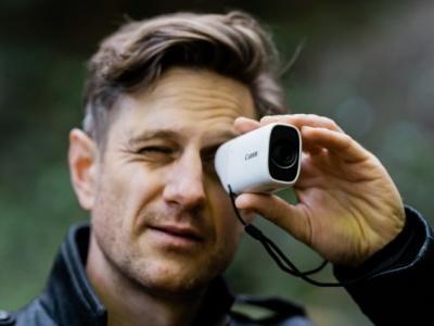 Canon PowerShot ZOOM:  acquisizione rapida di immagini a grande distanza